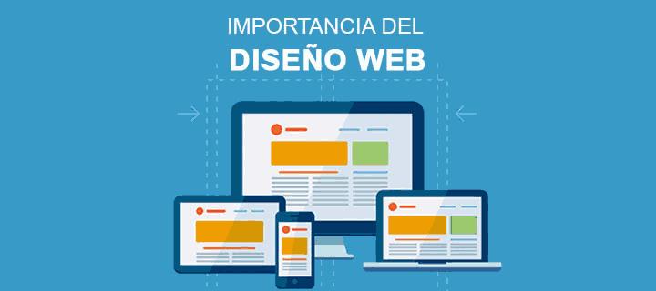 Importancia del diseño web